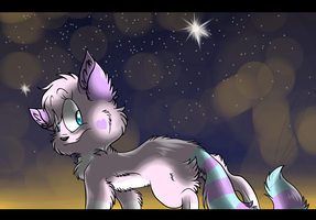+Commission+ When you wish upon a star by Cibibot