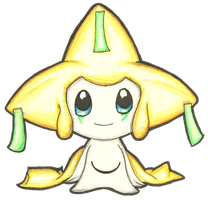 Jirachi by KaiPri