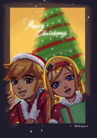 Merry Christmas 2016 by Carcoiatto