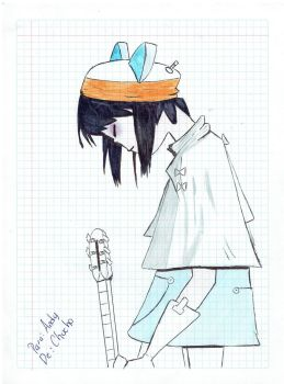 Noodle by Andy1306