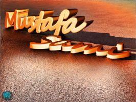 My Name 3D by msk11
