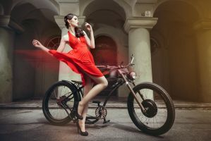 TomRider Corso Bikes by Aisii
