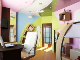 Children's room by sciones