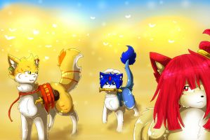 Magi: Our Journey by ShootingStar2552