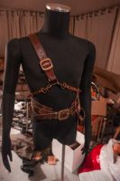 Back Scabbard and Double Belt by bmgillies
