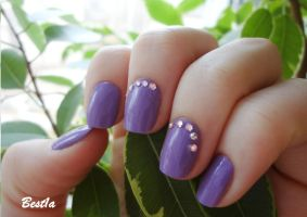 Manicure #157 by Best1a