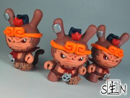 Monkey King Dunny 2 by STR1KU