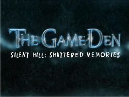 Silent Hill Shattered Memories title screen by Razia