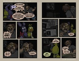 FNAF4 Comic - House Party - Page 29 - 9-21-16 by Mattartist25
