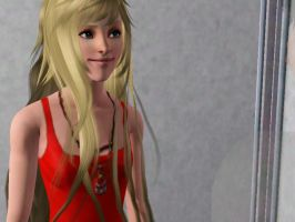 Panty THE SIMS 3 by Valyna