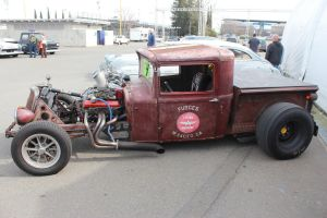 Rat Rod Pick Up by DrivenByChaos