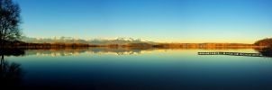 Candia's Lake landscape II by Reporter86