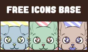 Free Icon base by LetsFallTogether
