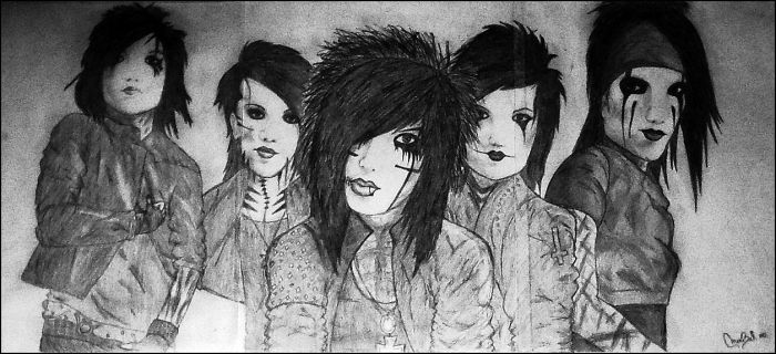 My Fallen Angels by aDrawingAboutLife
