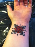 vampire knight tattoo by angelacssdy