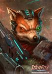 Lylat Mercs: Fox McCloud by MoonSkinned