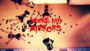 MMD Smoke and Mirrors Motion DL by ZKArti