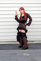 Steampunk. by MorganaBlackwings