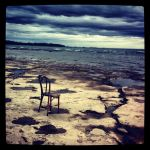 lonely chair by missmaggiejoxoxo