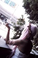 Anime Expo 2012: Megurine Luka - Just Be Friends 3 by linnieepoo