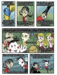 The Adventures of Wilson P. Higgsbury p. 6 by GhostlyMuse