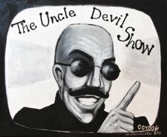 The Uncle Devil Show by amberchrome