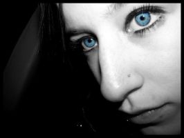 Blue Eyes 1 by HeartStopping