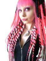 MISSynthetic Lady Candy Cane by MISSynthetic-Stock