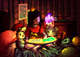 Story Time by 4th-reset