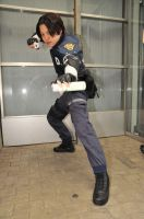 Leon S Kennedy -Resident Evil 2- by Enfield9346