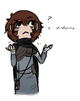 Most Confused Dragonborn by TheseWeirdFishes