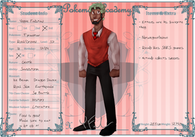 PokeAcademy Application: Yngve Falstad by Rikuloiid