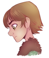 Hiccup by strawberryneko33