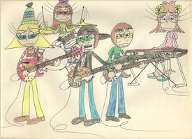 Old Band by gretzelboy89