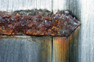 Good Rusted Door by TimBakerFX