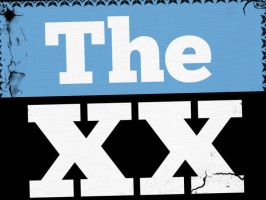 THE XX Fan poster. by MCSarts
