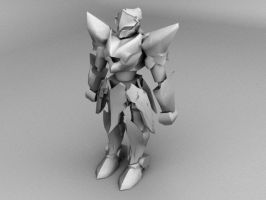 LBX Model by chuakoktung