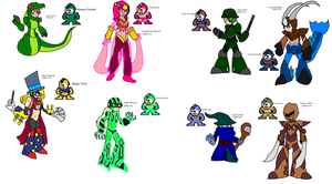 New DON robot masters 3 by YingYangHeart