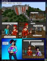 Minecraft: The Awakening Ch3. 1 by TomBoy-Comics