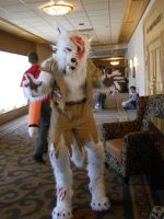 Lieutanant Wolfendale (RMFC) by TwistedTerrace