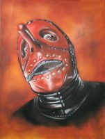 SLIPKNOT Art Chris Fehn by Drehli