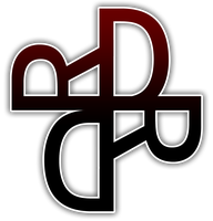 New DR Logo by DarkRed27