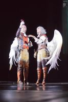 LineAge II on-stage by Hide-Out: I want it... by ElenaLeetah