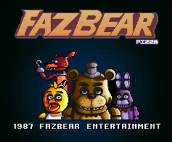 FazBear by SpencerEX