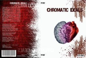 Chromatic Ideals DVD case s.p. by Oigres-Undead