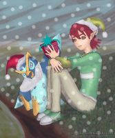 First snowflakes by ZAC-Macu