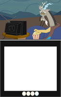 Discord TV Meme Template by Death-Driver-5000