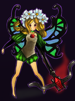 Butterfly Faerie by Allegretto-kun