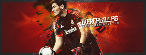 Iker Casillas by PowerGFX96