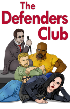 Defenders Club by jmascia